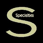 Specialties logo