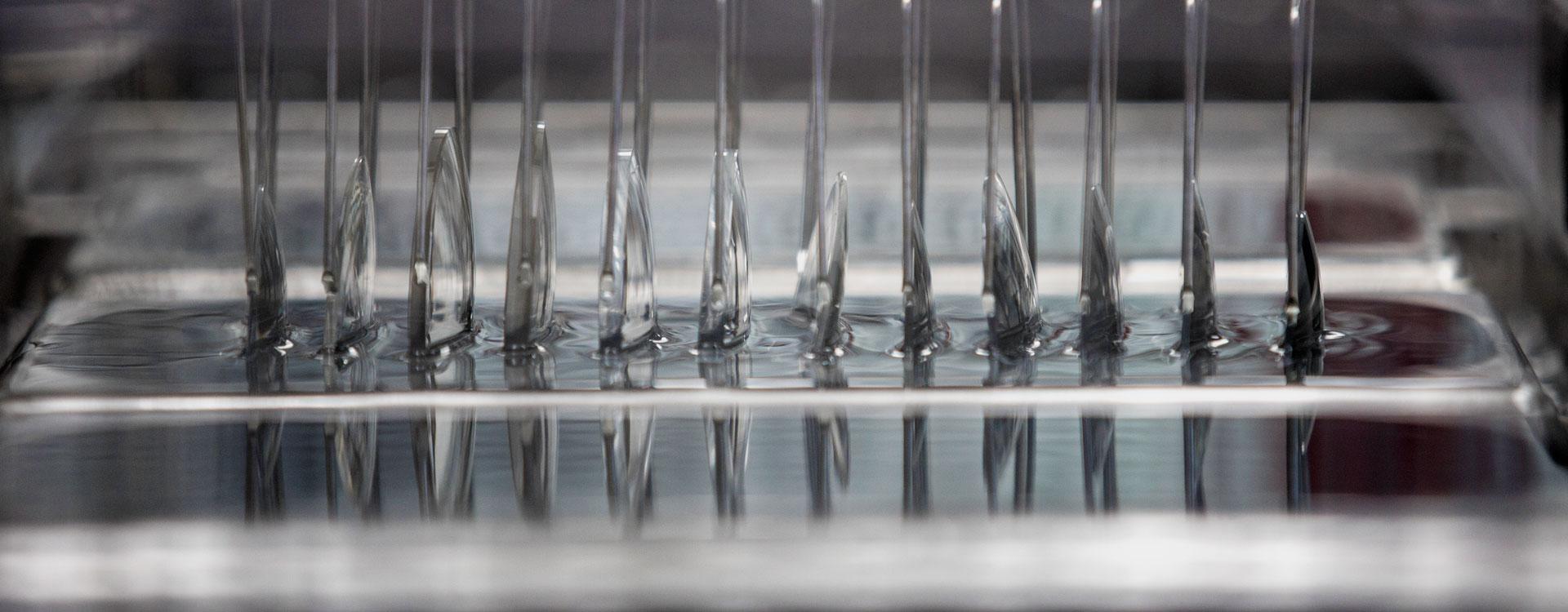 Karamouzis Optical Group UV filtering process