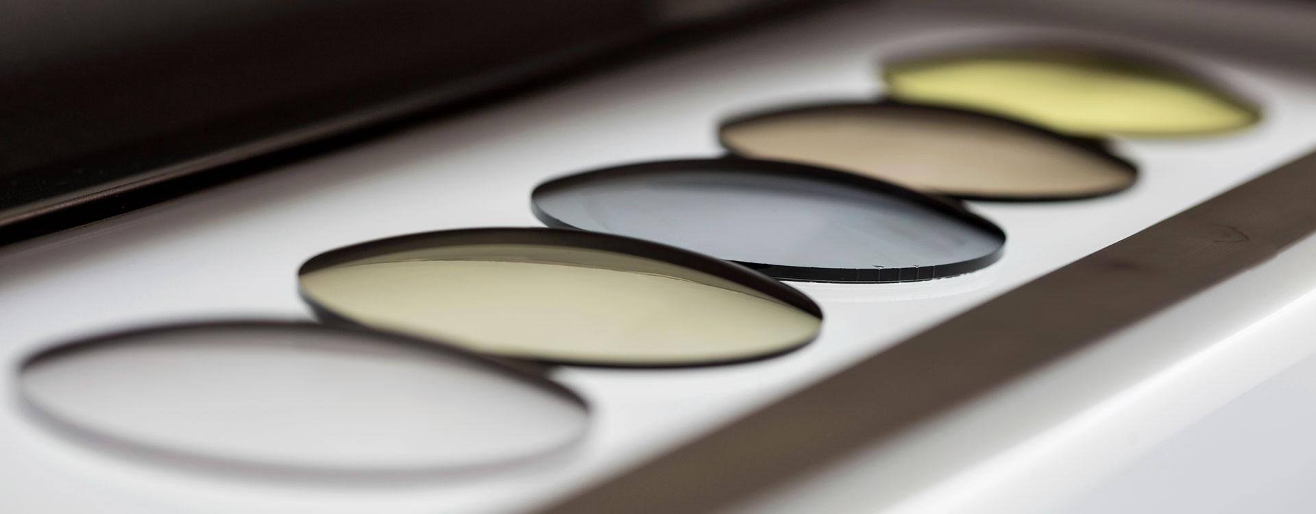 Karamouzis Optical Group lens tints and colors